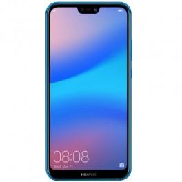 Huawei P20 Lite 64GB Dual Sim Blue + card de memorie 64GB cadou